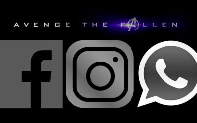 ¿Qué pasa cuando se caen Facebook, Instagram y WhatsApp?