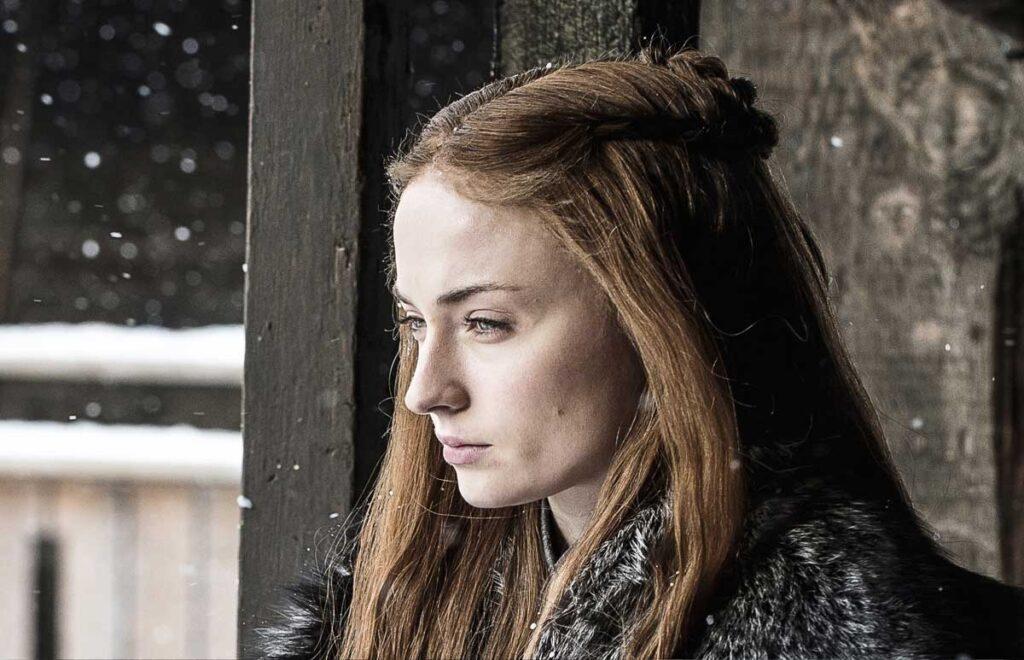 make good art Sansa stark