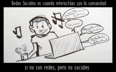 Sin interacción las Redes Sociales dejan de ser sociales