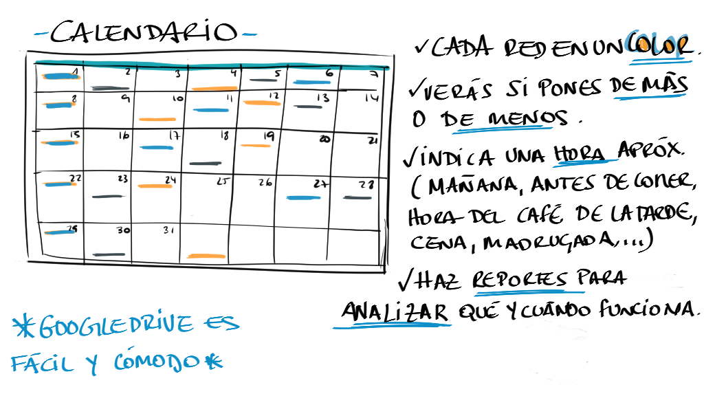 makegoodart calendario