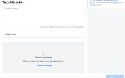 Cómo programar en Instagram desde Facebook Creator Studio