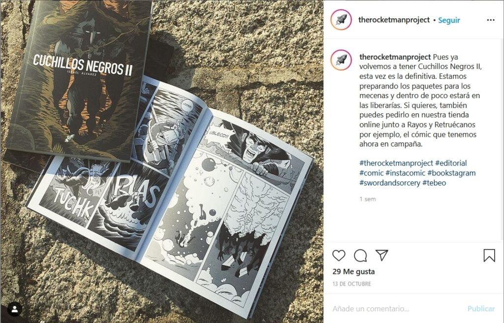 the rocketman project instagram fotografia